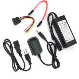 Winde & SATA van uitstekende kwaliteit USB 2.0 aan de Kabel van Convertor 3.5 HDD van winde SATA 2.5