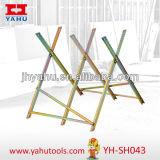 Сверхмощные гальванизированные стальные инструменты Woodworking Chainsaws Sawhorse (YH-SH043)