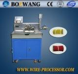 Corte automático completo del alambre Bw-887, torciendo, máquina de estanar