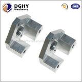 Kundendienst-maschinell bearbeitete Aluminiuminklinationskompass-Präzision CNC-Prägeteile
