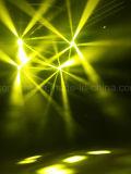 cabeça movente da iluminação do estágio do feixe do diodo emissor de luz de 25W 4PCS 4in1 RGBW
