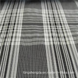 Agua y abajo tela Mezclar-Que teje tejida chaqueta Viento-Resistente del nilón del telar jacquar el 53% Polyester+ el 47% del Dobby (H034)