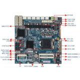LAN do chipset 6 de Intel B85, 2 cartão-matriz do guarda-fogo da segurança da rede de Intel 82599