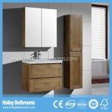 Мебель ванной комнаты типа самомоднейшей лидирующей конструкции блока шкафа ванны новая (BF118M)