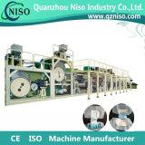 Tecido adulto Semi-Servo de alta velocidade que faz a máquina com certificação do CE