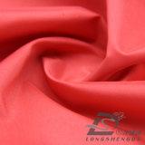 50d 370T Agua y Viento-resistente al aire libre Ropa de deporte por la chaqueta tejida piel de melocotón de la tela cruzada Jacquard 100% Poliéster (53084)