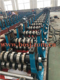 Galvanisiertes Steel Plank für Scaffold& Normal Stiffener Steel Walking Board Roll Forming Machine Indonesien