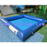 Im Freien riesiges aufblasbares aufblasbares Wasser-Pool des Wasser-Pool/PVC 0.8-1.0mm