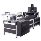 Automatischer Buch-Geformter Kasten-zusammenbauende Maschine (YX-1000B)
