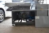 Schiefer Selbsttyp flache Karten-Papier-Bildschirm-Drucken-Maschine des Arm-Tmp-90120