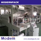 PE Film Automatic Heat Shrink Wrapping Machine per Bottle Packaging