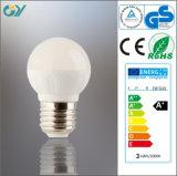 De pocas calorías y UV E27 3W luz libre LED con CE RoHS