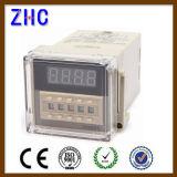 Compteur électronique de Digitals de relais de temps d'affichage numérique de Dh48s-S Contre-