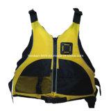 Giubbotti di salvataggio Kayaking della gomma piuma di Terylene Oxford EPE