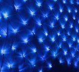 Luz da rede do Natal de 120 diodos emissores de luz para a iluminação do gramado do hotel
