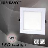 5W 정연한 모양 구석 세륨에 의하여 고립되는 운전사 최신 판매를 가진 아크릴 LED 위원회 빛