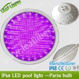 18watt LED PAR56 LED Swimming Pool Light Bulb Lamp met Remoter