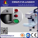 Goedkope 2 van de Garantie 10W van de Draagbare Jaar Laser die van de Vezel Machine merken