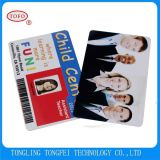 Double face 4color Printing Cr80 Inkjet Plastic PVC Card