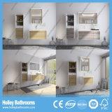 Module de mémoire moderne en bois ouvert de salle de bains de roman multi moderne (BF150D)