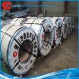 Bobina de aço galvanizada, bobinas de aço galvanizadas do alumínio