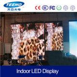 Alto schermo dell'interno della visualizzazione di LED di definizione P2.5 per gli eventi