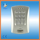 Sistema electrónico del control de acceso del bloqueo de puerta del surtidor con el telclado numérico