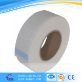 Dywall接合の50cm*50/75mのためのガラス繊維の網テープまたはファイバーガラスの粘着テープ