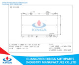 고성능 방열기 Toyota 에코 Yaris Kapalt Mt 16400-23080/23100 사용된 방열기