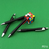 安い個人化されたペンClikはボールペンをリサイクルする