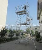 セリウムの構築のための公認アルミニウム足場タワー