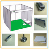 3*3m Standard Exhibition Booth para Trade Fair Display