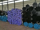 tubulação de aço sem emenda do API 5L da tubulação de petróleo 5inch com pintura preta