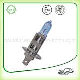Indicatore luminoso di nebbia dell'alogeno blu del faro H1 12V/lampada automatici