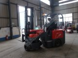 Narrow Aisle에 있는 Working를 위한 작은 Articulated Battery Forklift (CPD50)!
