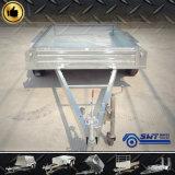 中国からの品質保証の双生児の車軸トレーラー