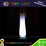 다채로운 빛을내는 LED 화병을 비용을 부과하는 가정 장식 무선