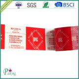 L'alta qualità BOPP ha stampato il nastro adesivo dell'imballaggio