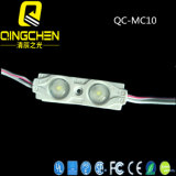 O sinal ao ar livre elevado do diodo emissor de luz do brilho 4LEDs ilumina o módulo 5050 do diodo emissor de luz