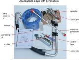 Rociador privado de aire de alta presión de la energía eléctrica