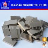 Solid Granite를 위한 다이아몬드 Segments