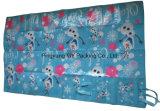 Couvre-tapis multi de plage de pique-nique d'impression de couleur de promotion imperméable à l'eau avec le traitement
