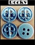 Form-Entwurfs-Metalltasten-Messingfaltenbildung für Kleidung