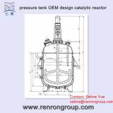 Edelstahl-Hydrierung-Reaktions-Kessel-Reaktor R-15