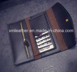 Кожаный волшебное портмоне способа повелительниц бумажника