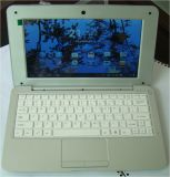 "10.1"" UMPC Mini Notebook Android4.4 Wm8880 doble núcleo 512MB4GB"