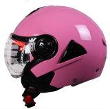Шлемы ECE/DOT Approvel стороны горячего мотоцикла забрала двойника сбывания открытые