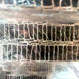 Profilo di alluminio/espulsione di alluminio con Bendings irregolare