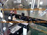 Linha de produção de mármore de imitação perfil do perfil da decoração do PVC