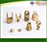 ODM CNC van de Fabrikant Draaiende Delen CNC die de Delen van het Messing machinaal bewerken